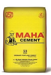 Maha Cement Opc 53 Grade